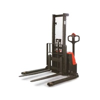 1000KG Electric Platform Stacker Lifter
