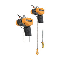 EQ - Dual Speed Powered Hoist with Inverter - 500kg Load - 6.0m