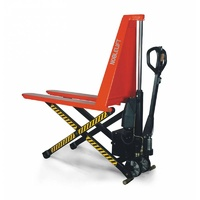 1000KG Electric Scissor Lift Pallet Jack 540mm wide