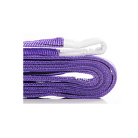 1 Tonne Rated Flat Slings - LENGTH - 6.0m