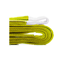3 Tonne Rated Flat Slings - LENGTH - 10.0m