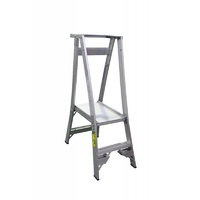 Indalex 2 Step Platform Ladder - Platform Height - 0.60 m
