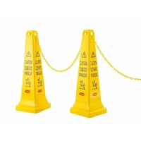 Barrier Chain to suits Cones 6.1m - Yellow