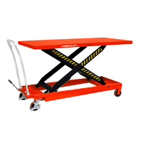 500kg Rated Large Table Scissor Lift Table