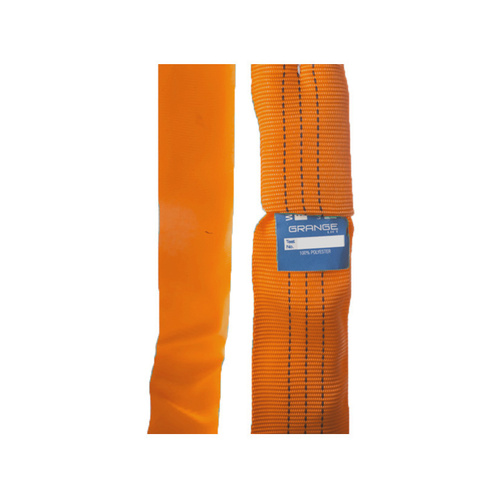 10 Tonne Rated Round Slings - LENGTH - 6.0m