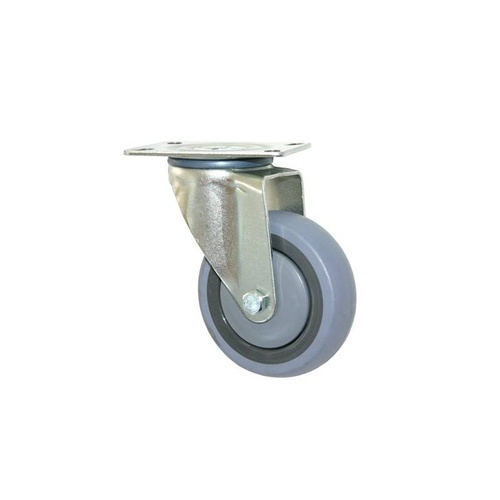 100kg Rated M Series Industrial Castor - 100mm - Swivel